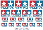 Decal Sheet Tamiya Flags BRPD1006