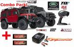 Traxxas TRX-4 Land Rover Defender ..::Combo Pack::.. TRX82056-4