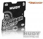 HUDY Graphite Quick Camber Gauge 107750