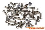 Traxxas Hardware kit stainless steel 5746X