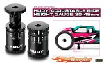 Hudy Adjustable Ride Height Gauge 30-45mm 107744