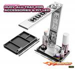Hudy Alum. Tray For Accessories & Pit Led 109880