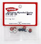 Kyosho O-Ring Ser for Damper ifw140-05