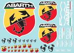 Abar. Decal Sheet for 1/10 BRPD1024