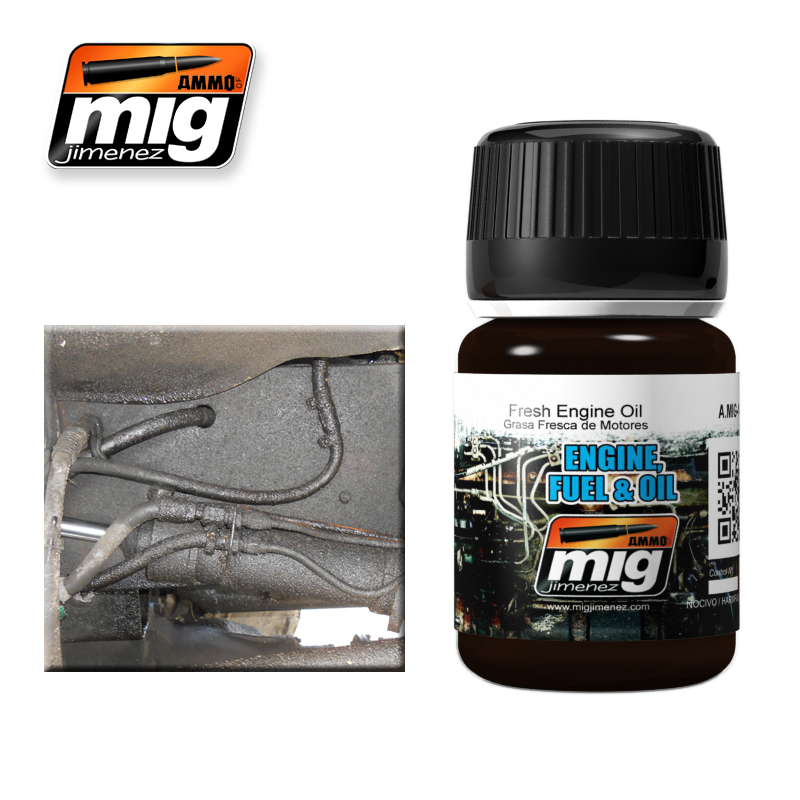 MIG Ammo Fresh Engine Oil AMIG1408