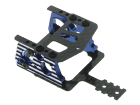 3Racing Motor Mount RM V2 For Mini-Z MR02 KZ-06/V2/WO