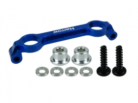 3Racing Narrow Front Upp. Suspension Mount V2 For Mini-Z MR03MR3-19/V2/BU