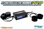 MuchMore IC Controlled Black Tire Warmer Pro MM-CTXWPR