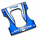 MuchMore Quick Camber Gauge for 1/10 F1 & Touring (0.5-2.0 Angle) MR-CGS3