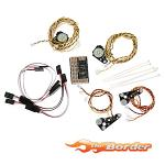 PCM LED Light Set for Traxxas Land Rover