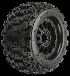 Proline Badlands MX28 2.8 (Traxxas Style Bead) All Terrain Tires Mounted (2) PR10125-15