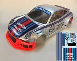 Porsch. 911 RSR Martin. Decals for 1/12 SupaStox BRPD1510
