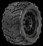 ProLine Shockwave 3.8 (Traxxas Style Bead) All Terrain Tires Mounted (2) PR1193-13