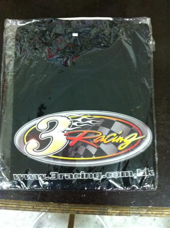 3 Racing T-shirt Large