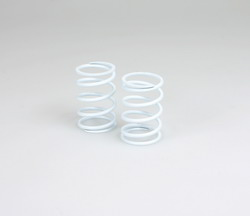 Avid shock spring white (2 pcs) ra0165