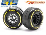 RIDE GR Formula 1 Rubber Front Tyres 26040