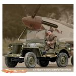 RocHobby 1/6 1941 Jeep MB RTR Car 001RS