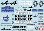 Renault Truck Livery for 1/10 BRPD1534