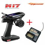 Sanwa M17 + RX-491 Radio Set 2.4GHz - AVAILABLE 101A32471A