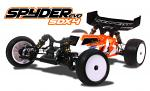Serpent Spyder SDX4 Evo 1/10 Shaft Drive Buggy Kit 500021