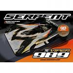 Serpent Viper 989 40th anniversary 1/8 GP 4wd 903019