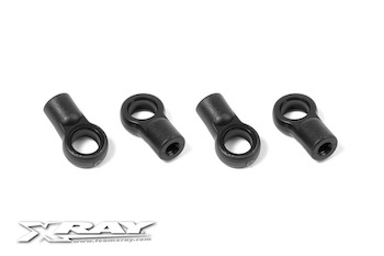 XRAY Shock Ball Joint - Long (4) 308315