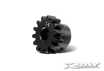 XRAY 14T Pinion Gear 5mm shaft 355714