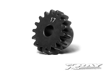 XRAY 17T Pinion Gear 5mm shaft 355717