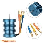 SURPASS F540 Brushless 1/10 Motor Blue 3300KV Waterproof BRP3650S