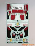 TAMIYA Decal Sheet Vintage F1 F type 50899 9495365
