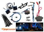 Traxxas LED Light Set Complete for Mercedes G500 8898A