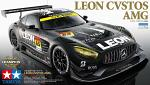 Tamiya Mercedes-Benz Leon CVSTOS AMG 1/24 Model Car 24350