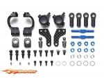 Tamiya TRF420 Toe Control Rear Suspension Set 54887