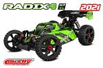 Team Corally RADIX 4 XP 1/8 Buggy EP RTR Brushless Power 4S C-00186