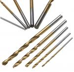 BRP (10) Titanium Coated HSS High Speed Steel 1/1. 5/2/2.5/3mm