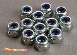 Traxxas 3mm Locknut (12) 2745