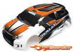 Traxxas Body Latrax 1/18 Rally - Orange (Painted)/ Decals TRX7517