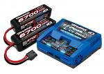 Traxxas Dual Battery/Charger Completer Pack 8S 2997G