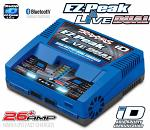 Traxxas EZ-Peak Live Duo Charger 200W - LiPo/NiMH with iD 2973G