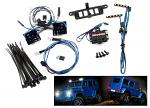 Traxxas LED light set (contains headlights taill lights roof lights and distribution) 8899