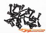Traxxas LaTrax Complete Screw Set TRX7543X