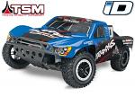 Traxxas Nitro Slash TQ 2.4GHz TSM 44056