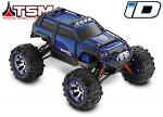 Traxxas Summit RTR BL 2.4GHz + TSM (incl. Battery and Charger) 1/16 TRX72076-3