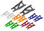 Traxxas Suspension Arms Front/Rear (Left & Right) (2) (Heavy Duty Cold Weather Material) 3655R