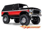 Traxxas TRX-4 Bronco Crawler PreOrder for March 8 82046-Red