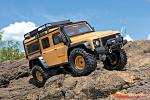Traxxas TRX-4 Land Rover Defender Trophy Edition 82056-4C