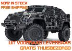 Traxxas TRX-4 Tactical Crawler 82066-4