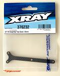 XRAY X1'19 Graphite Top Deck 2.5mm 376232