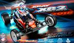 XRAY XB2 2018 - 2WD 1/10 Buggy Kit - Carpet Version 320004