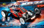XRAY XB2 2019 - 2WD 1/10 Buggy Kit - Carpet Version 320006